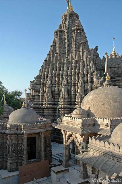 Palitana Jeweled Temple, India