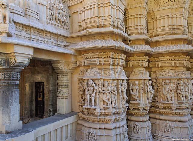 Jain Temple, Palitana, India