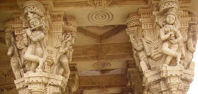 Jain Temple |, Palitana, India
