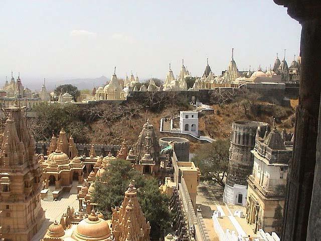 Jain Temple Complex | Palitana, India