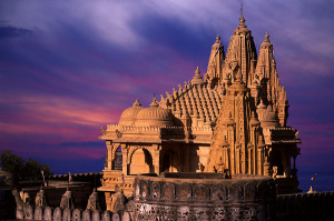 Jain Temple | Lord Adishwar, Palitana, India