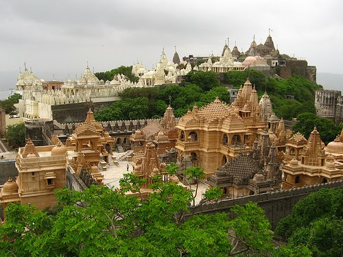 Top of Shatrunjaya Hill | Palitana, India